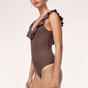 aritziaWilfred Danette Bodysuit Auberge nwot small